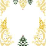 Новогодние открытки по электронной почте на Новый 2022 год Тигра 234