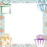 Новогодние открытки по электронной почте на Новый 2022 год Тигра 242