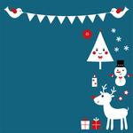 Поздравление с Рождеством по электронной почте, открытки 274
