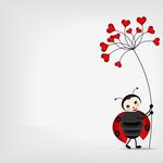 Поздравление с днeм святого Валентина по электронной почте, открытки 294