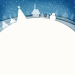 Поздравление с Рождеством по электронной почте, открытки 7